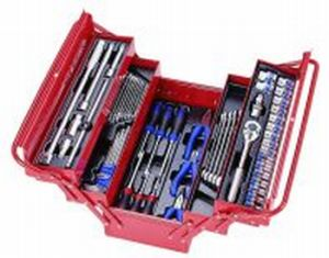 King Tony 62 Pce Tool Box Set - Special Offer!!